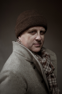 The man in Brown Monmouth Cap by Ye Olde Cappe and Jacket Infundibulum