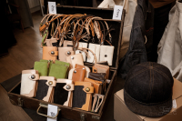 Leather goods by Red Hills workshop