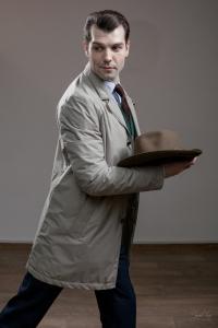 Мужчина с шляпой Tonak