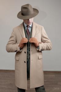 Андрей Покатаев в шляпе Tonak