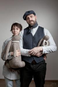 Фотосессия в Tweed Hat