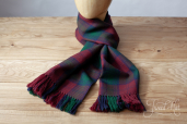 Lindsay Tartan Handwoven Scarf by Old Pal