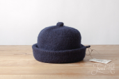 Navy Monmouth Cap by Ye Olde Cappe