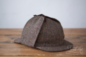 Шляпа Шерлока Холмса Hanna Hats /Donegal Tweed/