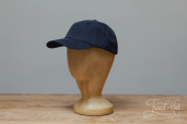 Navy Cotton Stetson Baseball Cap