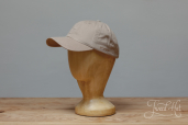 Beige Cotton Stetson Baseball Cap