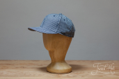 Striped Cotton Stetson Baseball Cap