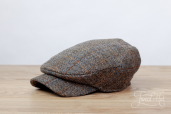 Sean Tweed Cap No.5 by Hanna Hats