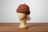 Red-Brown Monmouth Cap by Ye Olde Cappe