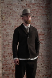 Brown Tweed Jacket by Infundibulum, Fair Collection