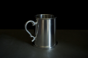 Pewter 1 pint (20oz) Tankard by Mullingar Pewter