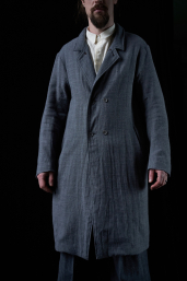 Grey Overcoat by Infundibulum, Divo Collection