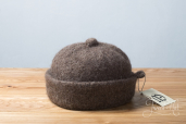 Grey Monmouth Cap by Ye Olde Cappe