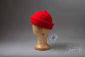 Red Monmouth Cap by Ye Olde Cappe