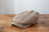 Sean Tweed Cap by Hanna Hats