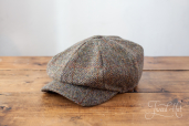 Kells Tweed 8-piece Cap by Hanna Hats