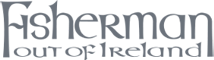 Логотип бренда ''Fisherman out of Ireland''